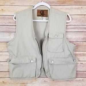 Rafaella Sport Outdoor Vest Size Small